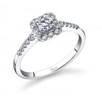 Round Brilliant Cut Diamond Ring